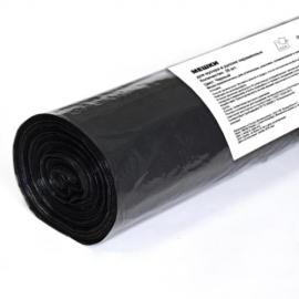 Пакет мусорный ПВД в рулоне 120л/30шт Discount