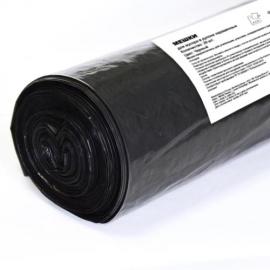 Пакет мусорный ПВД в рулоне 120л/30шт