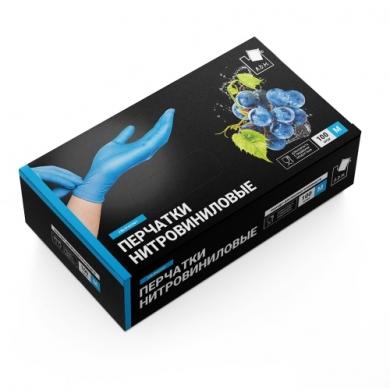 Перчатки нитровиниловые Ультрасофт